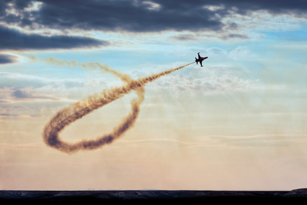 SHG Airshows / 2018 - Sİvrihisar (Photo Contest 2nd Place)
